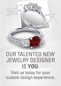 custom design diamond jewelry